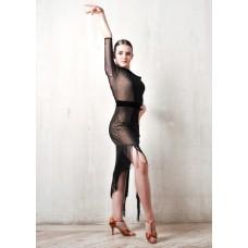 Платье для латины TOPDANCE Луиза