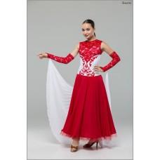 Платье стандарт Fenist ПС-742 Версаль