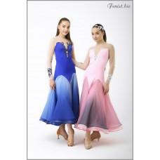 Платье стандарт Fenist ПС-745 Афина
