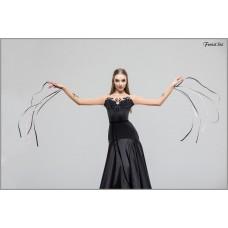 Платье стандарт Fenist ПС-7701 Gold