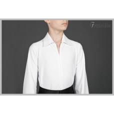 Рубашка для латины Fenist 913 на молнии