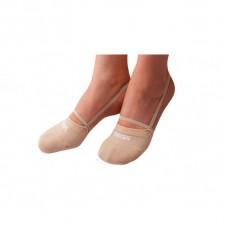Полупальцы-носки для гимнастики Sasaki 153