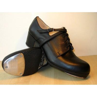 Ботинки для степа с накладками и с ремешком Perm XM 1347